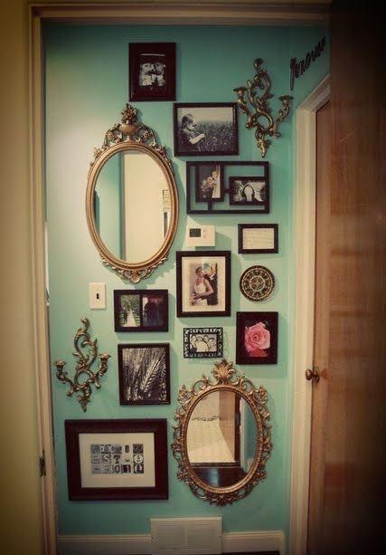 Molduras espelhos