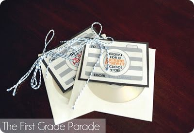 Erica Bohrer's First Grade: End of the Year Gifts {Free Download}