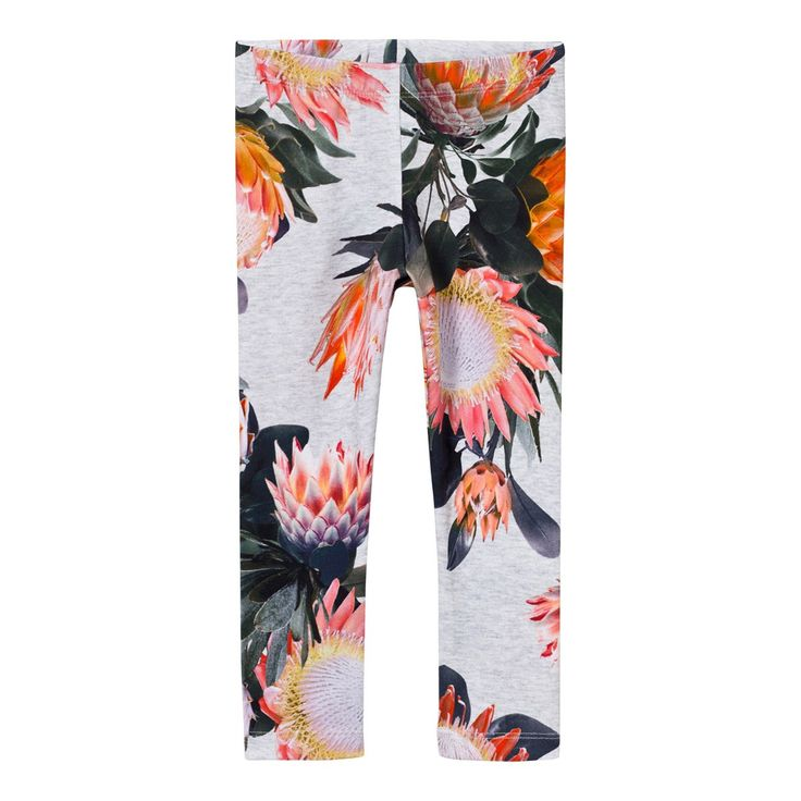 Niki Leggings in Sugar Flowers from the Danish brand with a passion for kid's fashion, Mol
