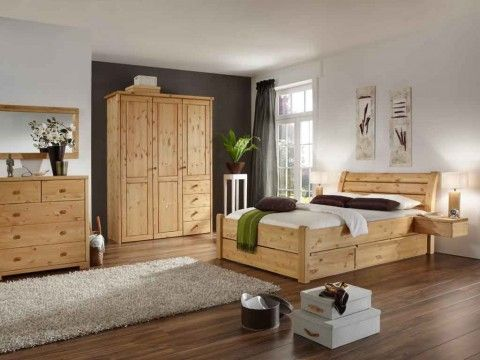Łóżko sosnowe Majestic II 200
