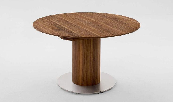 die besten 25 esstisch rund ausziehbar ideen auf pinterest runder ausziehbarer esstisch. Black Bedroom Furniture Sets. Home Design Ideas