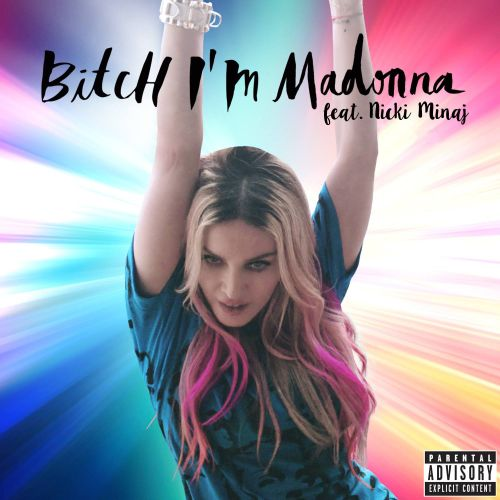 Madonna - Bitch I'm Madonna ft. Nicki Minaj en mi blog: http://alexurbanpop.com/2015/06/17/madonna-bitch-im-madonna-nicki-minaj/