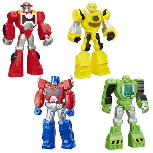 Transformers Rescue Bots Epic Figures Wave 5 - Playskool - Transformers - Action Figures at Entertainment Earth
