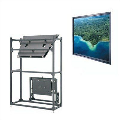 "Da-Lite 23068 Da-Glas Thru-the-Wall Rear Projection Screen - 52"" x 92"" HDTV Format by Da-Lite. $7847.99. 23068 The Da-Lite Thru-the-Wall Rear Projection Screen is a rear projection package that comes complete with a factory framed rear projection screen of your choice and a Rear Projection Module. The RPM is a precision made, aluminum extrusion based rear projection system custom engineered to meet the exacting requirements of today's digital projectors. The RPM is standard wit..."