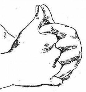 Мудра богатства «Морской гребешок»! Мудра — это ритуальное расположение рук, сакральный язык жестов. Считается, что с помощью определенной мудры можно привлечь в свою жизнь те или иные блага. | http://omkling.com/mudra-bogatstva/