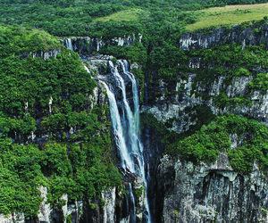 Cachoeira Tigre Preto - Cambará do Sul, Rio Grande do Sul