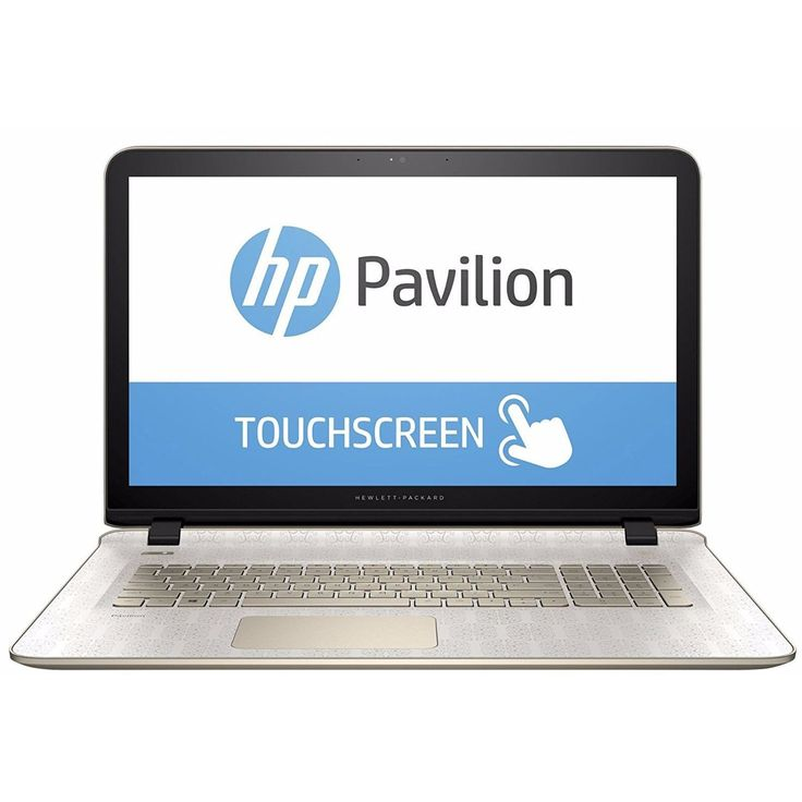Refurbished HP Pavilion 17-g219cy Notebook PC - AMD A10-8700P 1.8GHz, 8GB, 1TB, Dvdrw, Windows 10 Home