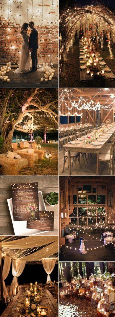40 Stunning Country Rustic Wedding Ideas –