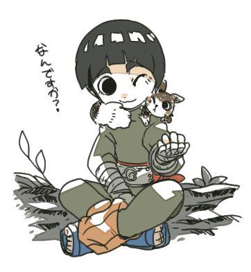 Rock Lee #Naruto                                                                                                                                                                                 More