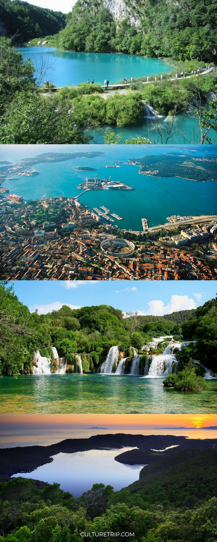 The 12 Most Beautiful Spots in Croatia