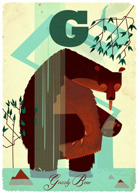 Grizzly from the Alphamal series...