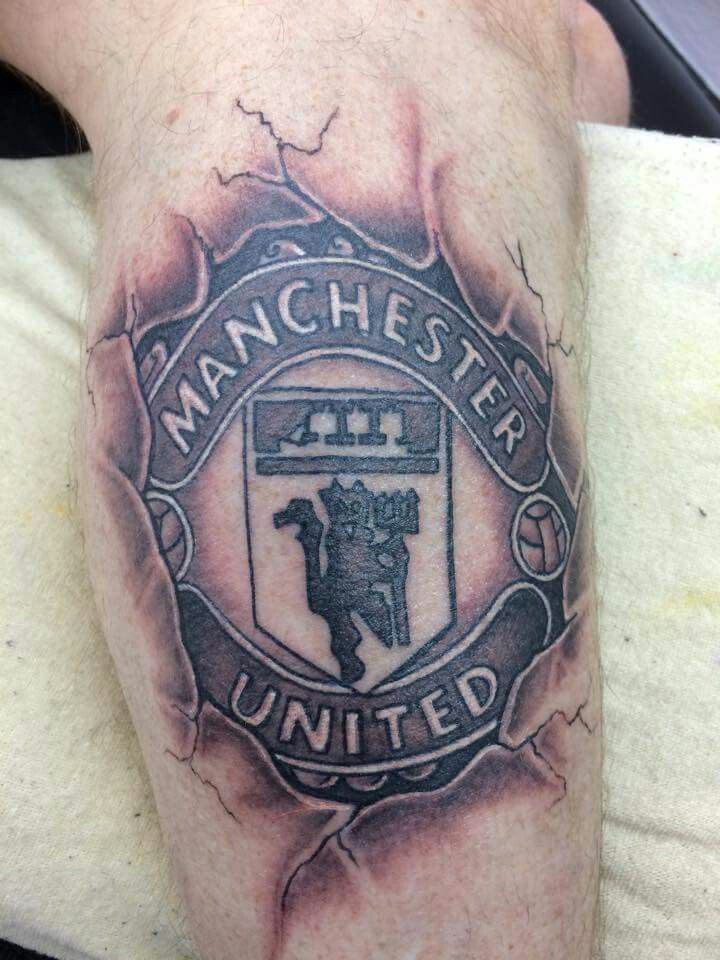 tattoo manchester united tattoo designs pinterest tattoos and body art manchester. Black Bedroom Furniture Sets. Home Design Ideas