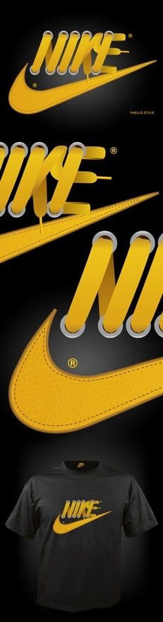 NIKE Laces - made in PT