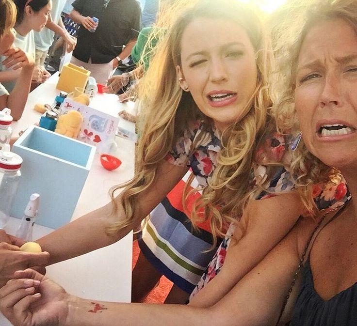 Звездный Instagram: самые смешные фото гламурной дивы Блейк Лайвли #BlakeLively #instagram #звезды #знаменитости #фото