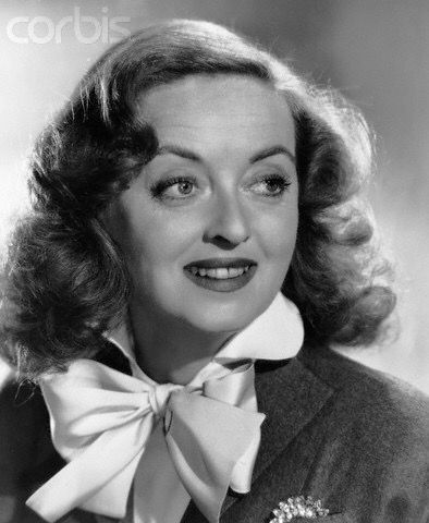 Bette Davis, great actress.