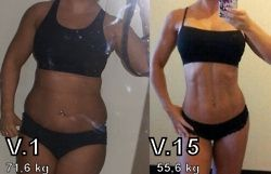 Muffintop-less is the most motivating blog with AMAZING workout tips for women. She explains why you might not be seeing results, how to change up your routine, and fallacies about using light weights and more!