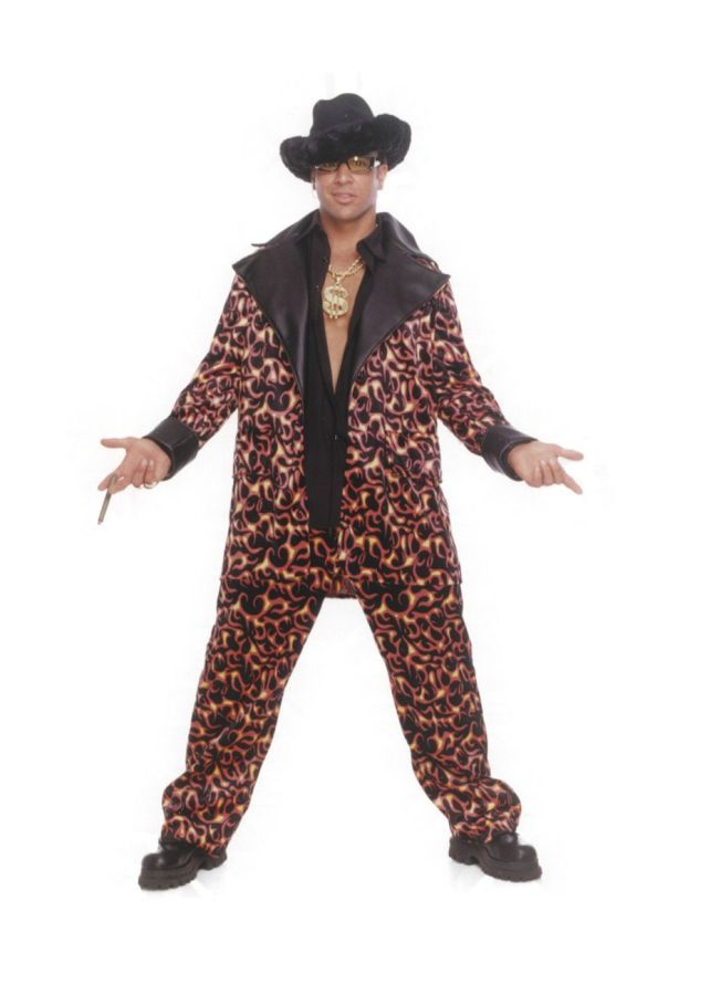 Awesome Costumes Big Daddy Inferno just added...