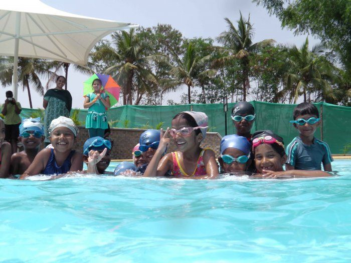 Swimming Classes In Bangalore