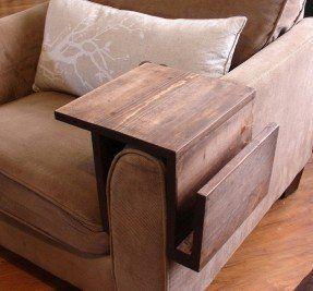 Sofa Arm Tray - Foter