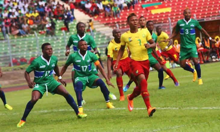 Sierra Leone - Lutte contre les matchs truqués : des émissaires de la FIFA attendus à Freetown - 03/04/2015 - http://www.camerpost.com/sierra-leone-lutte-contre-les-matchs-truques-des-emissaires-de-la-fifa-attendus-a-freetown-03042015/?utm_source=PN&utm_medium=CAMER+POST&utm_campaign=SNAP%2Bfrom%2BCamer+Post