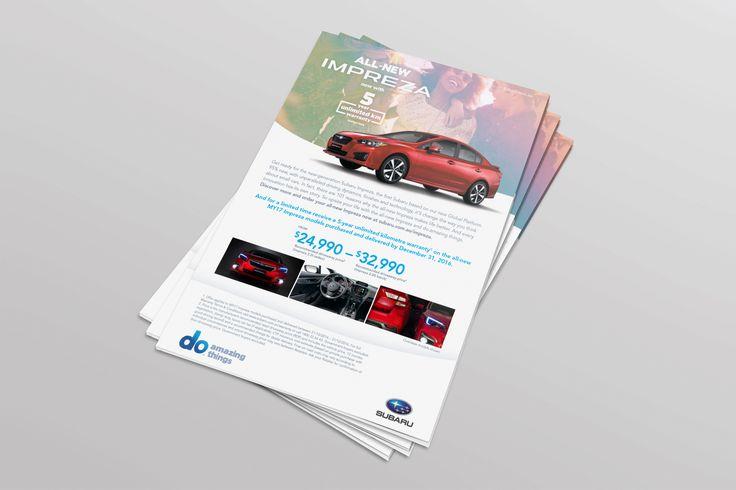 Poster design launching the new Impreza for Subaru!   #creatik #design #creatikdesign #creativeagency #sydneydesignstudio #creatives #graphicdesign #layoutdesign #photography #printdesign #posterdesign #typography #publication #minimalist #minimaldesign #lessismore #cleandesign #adobe #logo #logodesign #branding #brandidentity #rebrand #gooddesign #marketing #sutherlandshire #shiredesign #designsutherland #cronullasutherland
