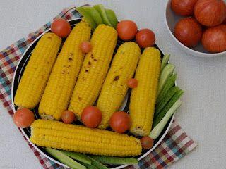 Интуитивная кухня: Кукуруза - царица полей...