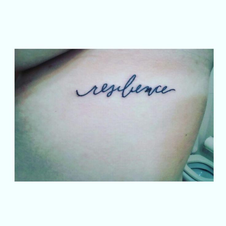 Best 25+ Resilience Tattoo Ideas On Pinterest