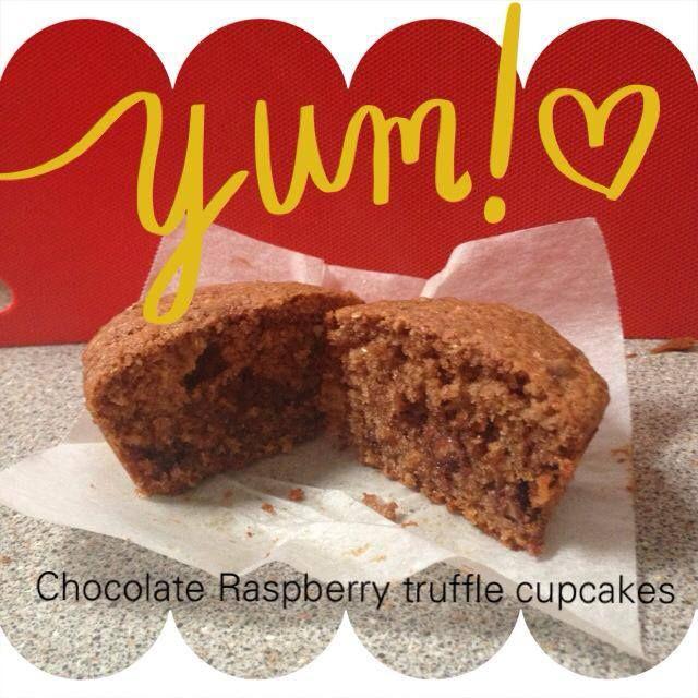 Made with YIAH Chocolate Truffle Powder