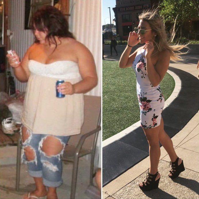 Alyssa's 135-Pound Weight Loss Proves Hard Work Pays Off ...