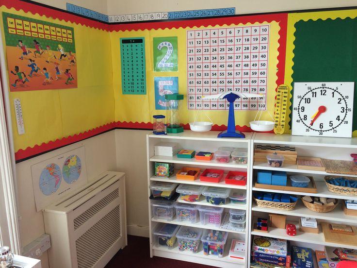Maths Shelves
