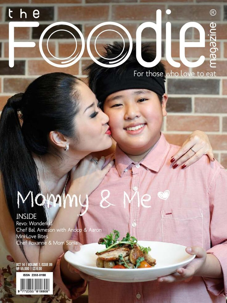 THE FOODIE MAGAZINE OCTOBER 2014