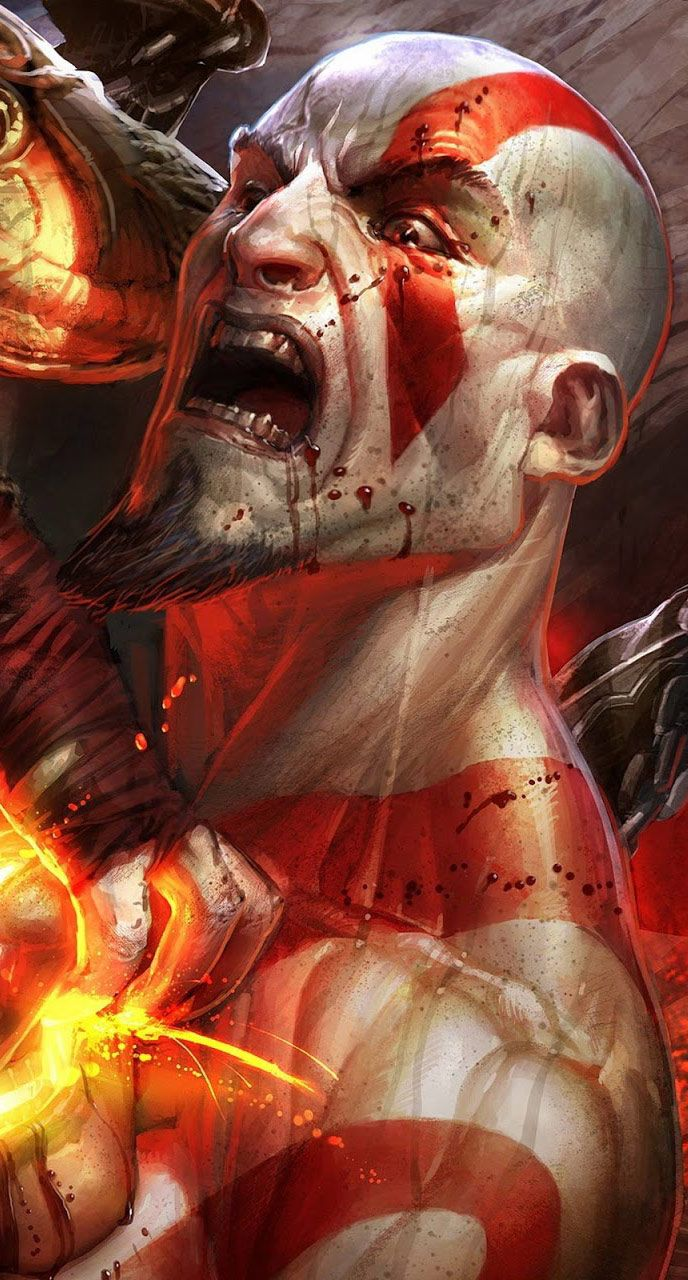Papel de Parede PC God of War HD game desktop wallpaper hd free.