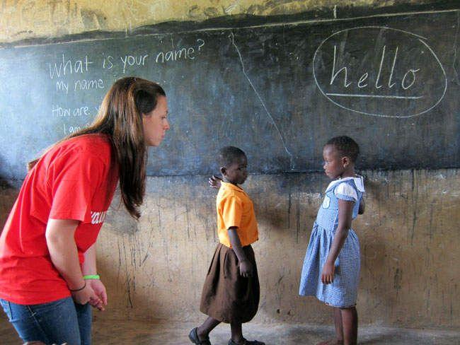 Sophie's Volunteer Report from Ghana:   https://www.uvolunteer.net/ghana/volunteer-stories/sophie-reinhart_2012-08-03.php  volunteer opportunities, volunteer overseas, volunteer organization, volunteer opportunities abroad, volunteer work