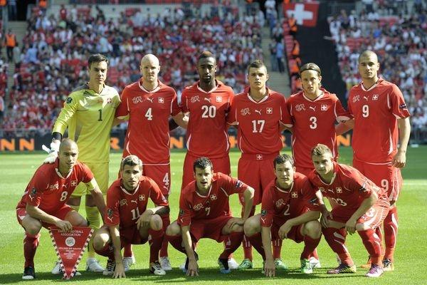 Switzerland World Cup 2014