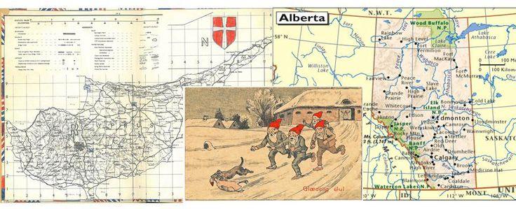 Jeg har 2 gange fejret Jul langt væk fra Danmark. I 1964 var jeg som FN-soldat udstationeret på Cypern og senere i 1981, var jeg på studieophold ved University of Alberta i Canada. Jeg har beskrevet det i en blog (se link).