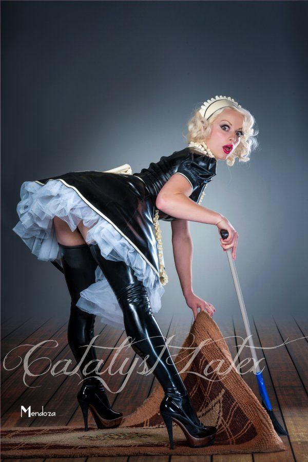 French maid domination
