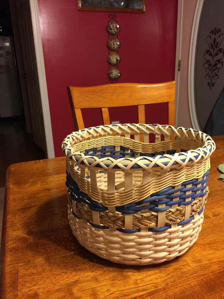 Beautiful basket!