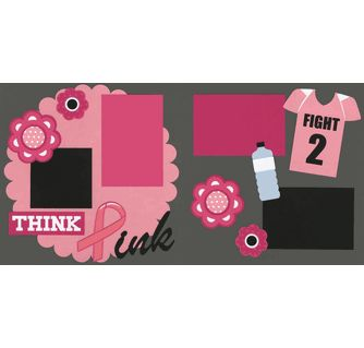 Think Pink Page Kit