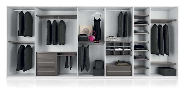 Amore 170 - Fitted Bedroom Furniture | Wardrobes UK | Lawrence Walsh Furniture
