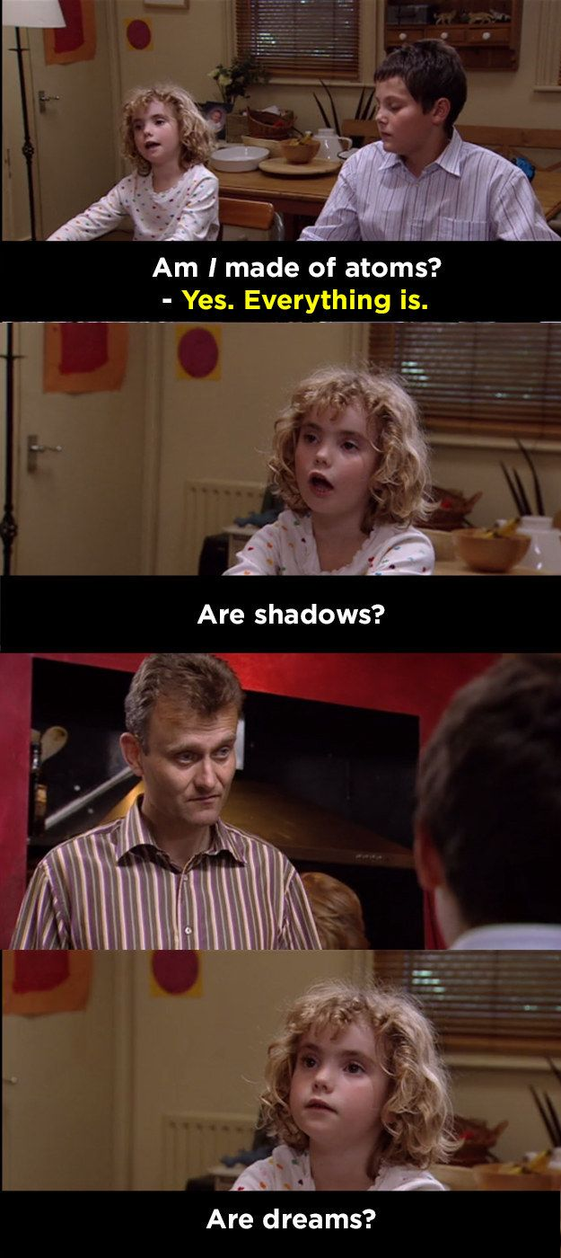 "When she raised some very important questions: | 21 Times Karen From ""Outnumbered"" Was The Funniest Kid In Britain"