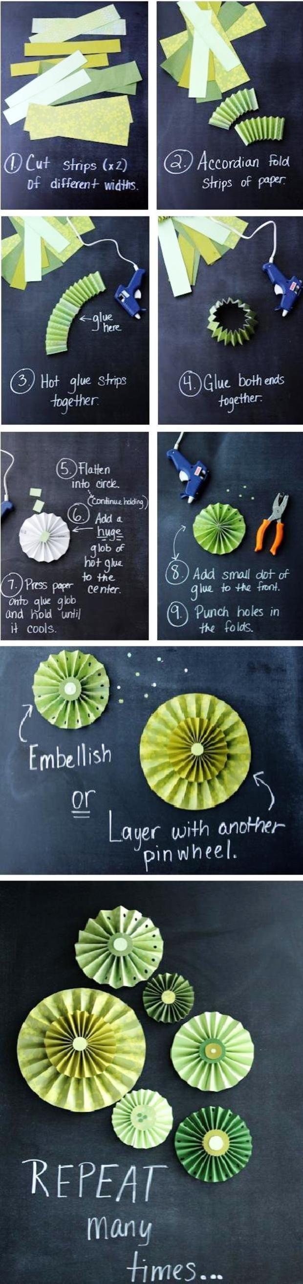 DIY: Paper Pinwheel