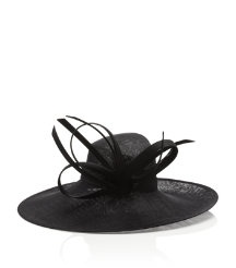 black hat with loops