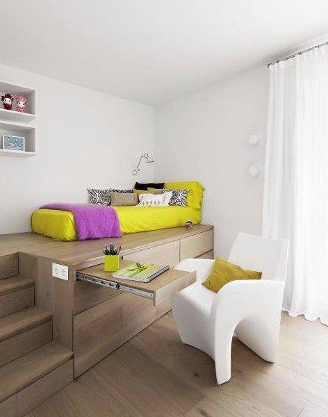 идея для маленькой комнаты