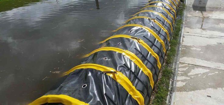 Flood protection Tubebarrier Algemeen