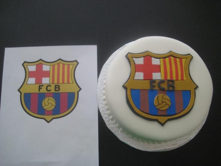 Barcelona cake.. something like this @Yaritza Alvarez