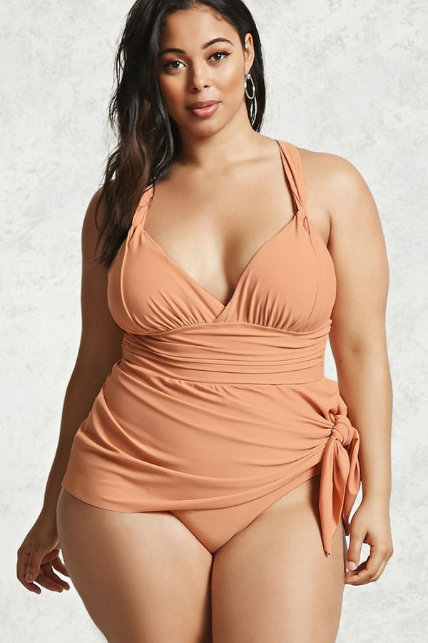 FOREVER 21 Plus Size One Piece Swimsuit