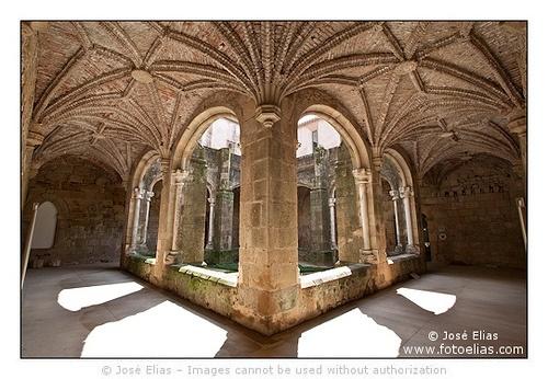Flor da Rosa Castle --- Crato, Portugal