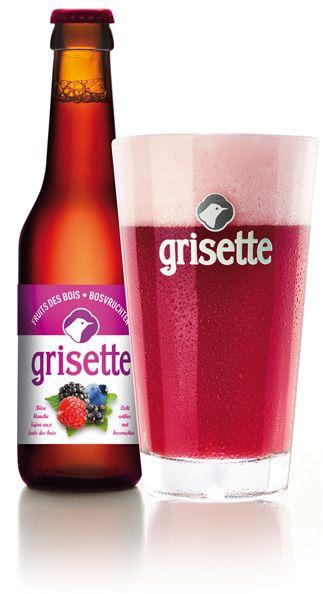 Grisette-Fruits-des-Bois, Brasserie St-Feuillien