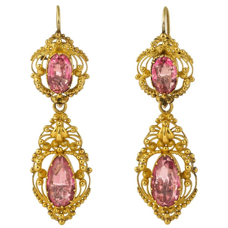 Best 25+ Pink topaz ideas on Pinterest | Rose gold pink ...