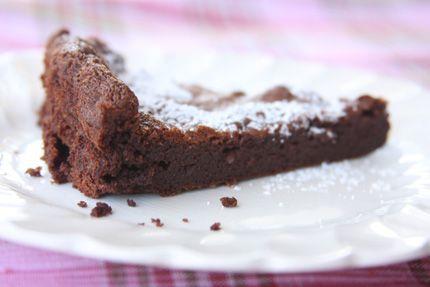 Gluten Free Flourless Chocolate Cake Betty Crocker